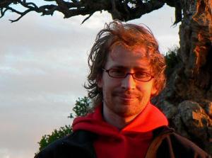 New Zealand delegate: Peter Cox
