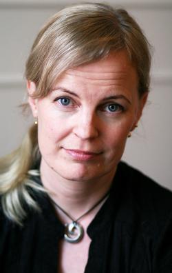Finnish delegate: Satu Rasila